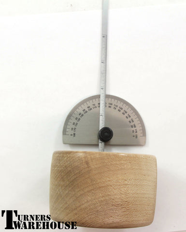 Protractor / Depth Gauge