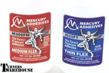 Mercury Adhesives - Flex Thin / Flex Medium CA Glue