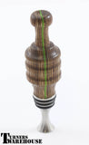 Stainless Steel Bottle Stoppers - Made in USA