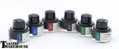 Inks - Bottled Fountain Pen Ink - Beaufort Ink