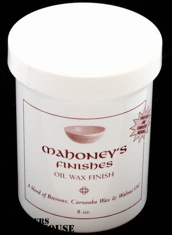 Mahoney's Finishes Walnut Oil Wax