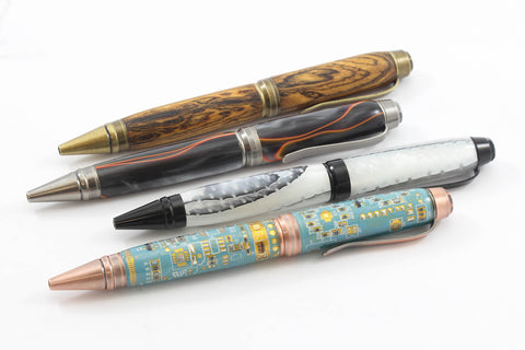 Tradition Woodturning Cigar Pen Kit