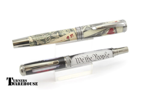 Harold Rollerball Pen Kit (Full Size) - Dayacom Kit