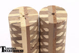 Exotic Wood Segmented Blanks