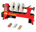3 Step Lathe Buffing System