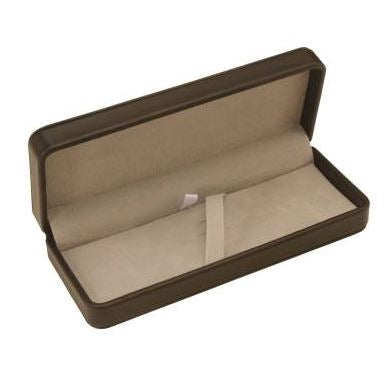 Pen Box - Black Leatherette