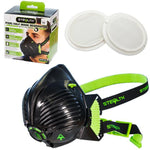 Stealth 100 Half Mask Respirator,  Replacement Filters