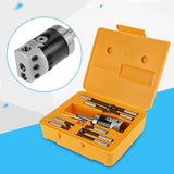Boring Head 9 piece set - Ring Turning and more