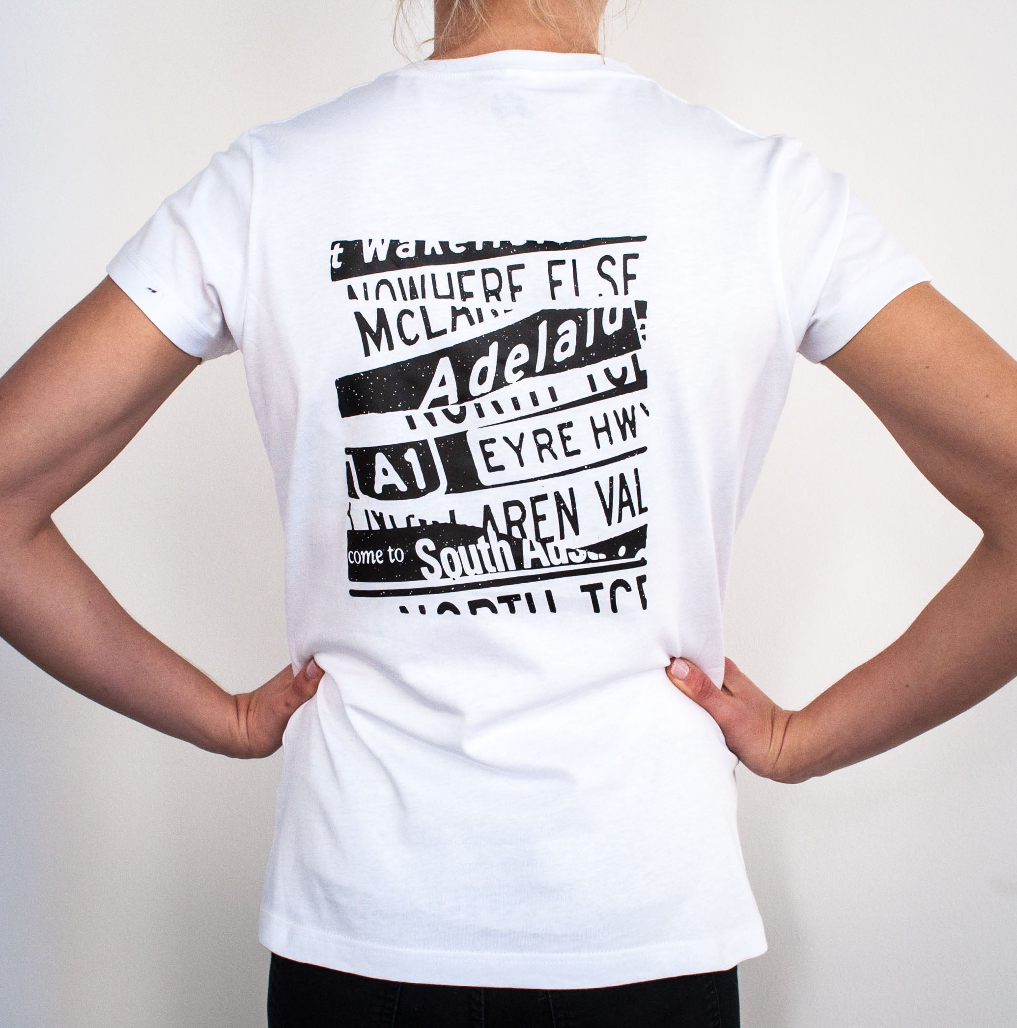 Nowhere Else Womens T-Shirt