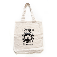 I Choose SA Tote Bag