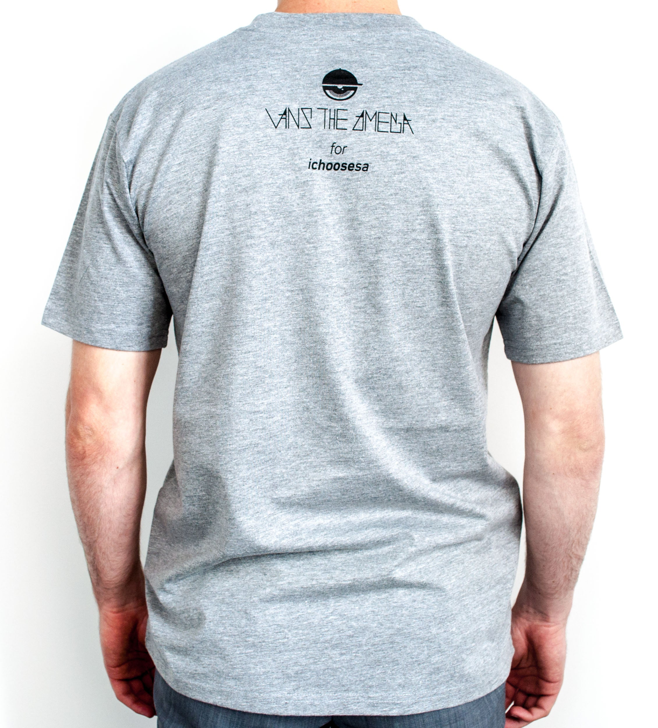 Vans The Omega for I Choose SA Men's T-Shirt