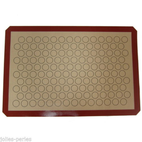 1 Pc Silicone Non Stick Baking Mat Baking Tray Liner Kitchen Tools 60x40cm