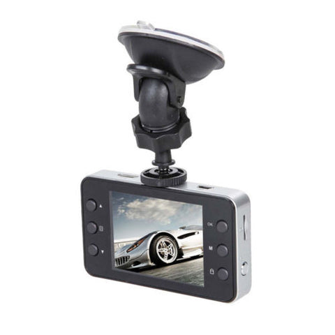 "Hd 1080P 2.4"" LCD Night Vision CCTV In Car DVR Accident Camera Video Recorder"