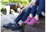 New Unisex Hiking Shoes Outdoor Trek Climbing Breathable Trekking Shoes Walking Athletic Sneakers