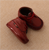 0-15 months baby shoes whole leather handmade high-quality handsewn series