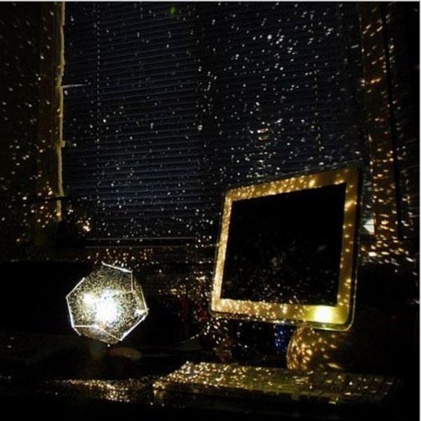 1 pcs Astrostar Astro Star Laser Projector Cosmos Light Lamp Starry Sky Diascope