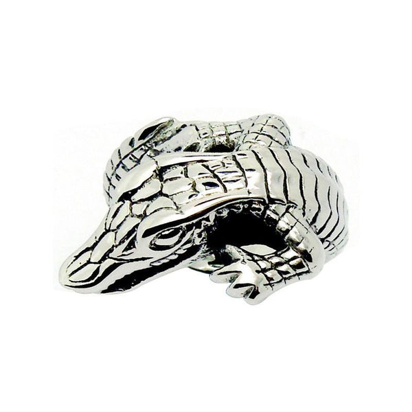 Domineering fashion crocodile index finger ring jewelry SA402
