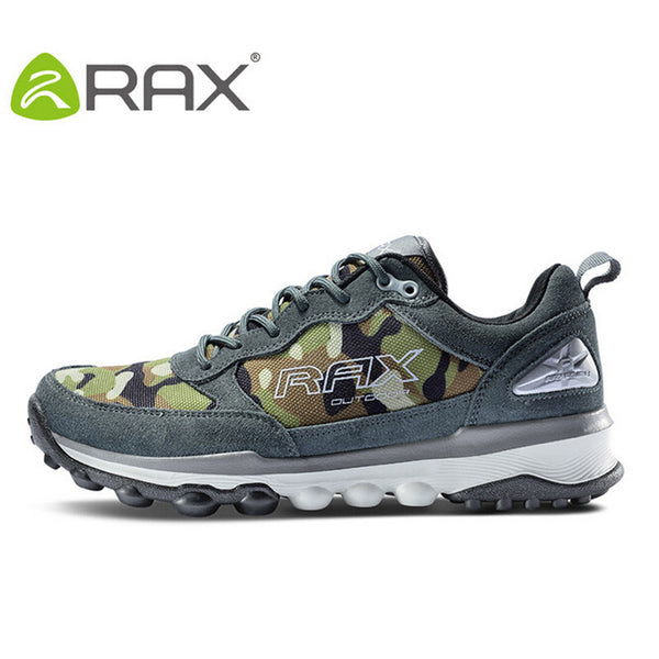 RAX Men Women Outdoor Sports Shoes Breathable Warm Hiking Shoes Fashion Woman Sneakers Outdoor Walking Shoes
