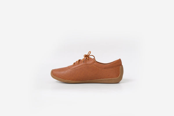 Gaudi Low-Top Sneakers Tan