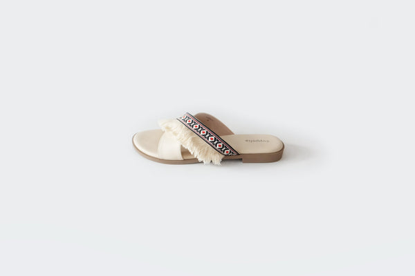 Honolulu Crossover Sandals