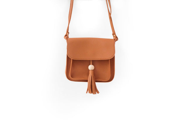 Sweden Crossbody Bag Brown