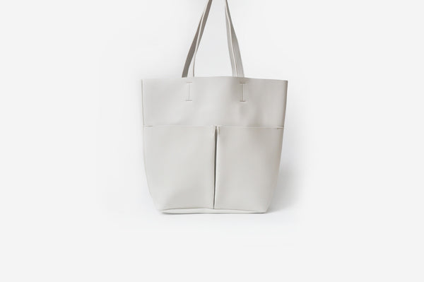 Milan Tote Bag Off White
