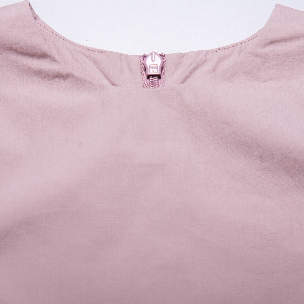 Rosie Top (Pale Mauve)