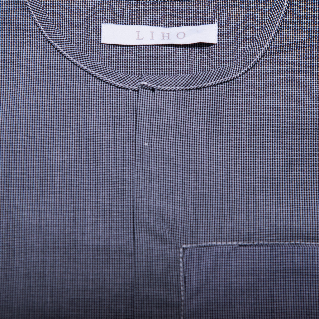 Penn Shirt  (Gingham Mix)
