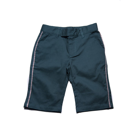Jones Shorts (Dark Green / Grey)