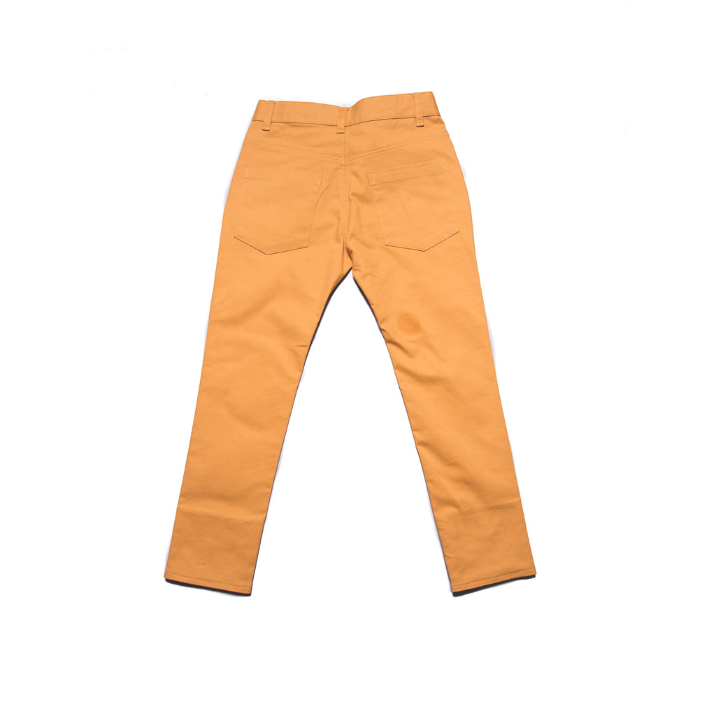 Jerry Trousers (Mustard)