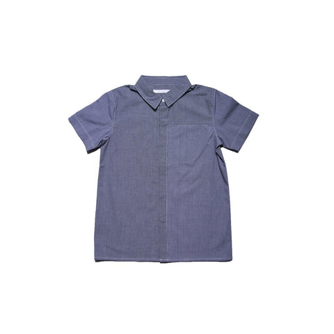 Penn Shirt with Collar (Gingham Mix)