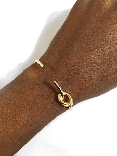 Single Knot Bracelet - Aora Jewellery