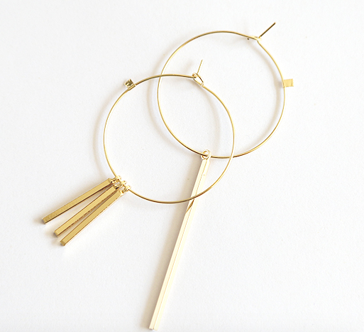 Minimalist Different Earrings