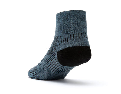 COOLMESH II - QUARTER - GREY BLACK