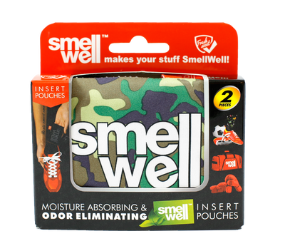 SmellWell - Green Camo