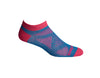 WOMEN'S COOLMESH II NARROW - LO QUARTER - TURQUOISE FUCHSIA