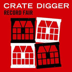 Crate Digger Record Fair logo