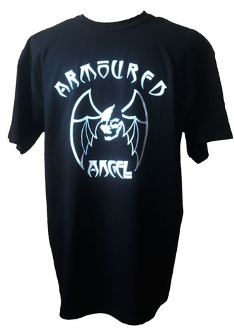Armoured Angel Baptism T-Shirt