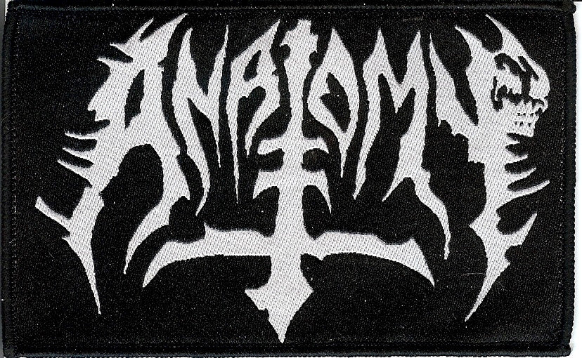 Anatomy Logo Patch