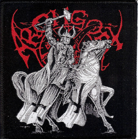 Archgoat Satanic Crusader Patch