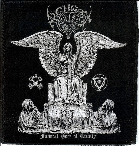 Archgoat Funeral Patch