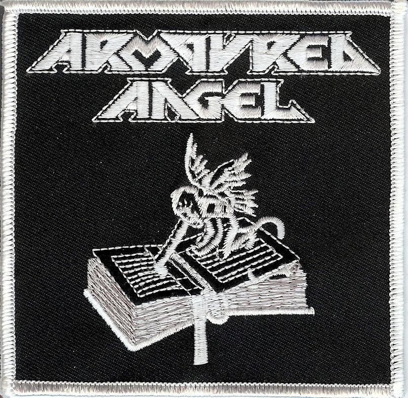 Armoured Angel Stignartyr patch