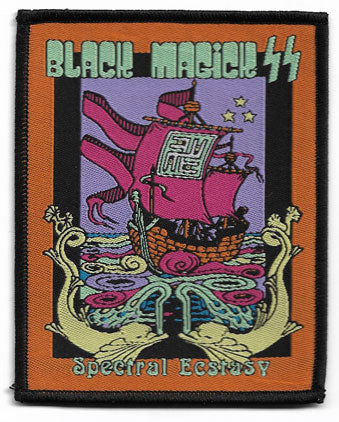 Black Magic SS Spectral Ecstasy Woven Patch
