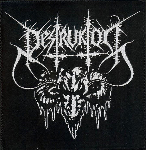 Destruktor Goat Patch