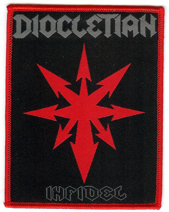 Diocletian Infidel Woven Patch