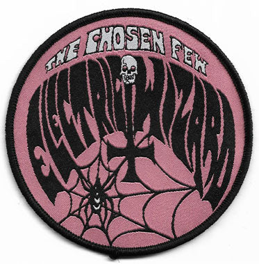 Electric Wizard - The Chosen Few Round Woven Patch