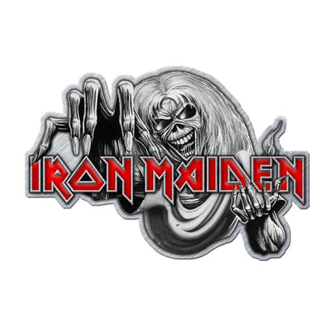 Iron Maiden Number of the Beast Metal Pin