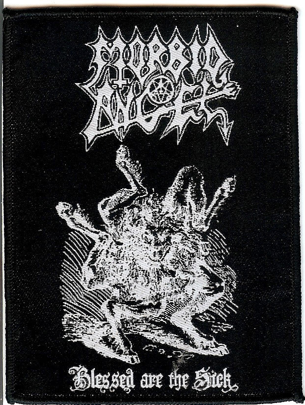 Morbid Angel Blessed Patch