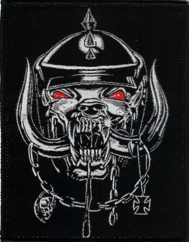 Motorhead 1916 Snaggletooth Patch