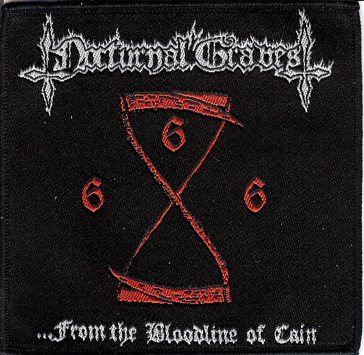 Nocturnal Graves Bloodline Patch